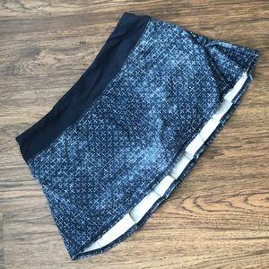 Lululemon tennis skirt, 10